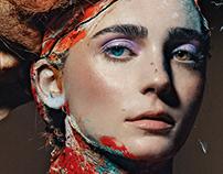 Cromática y dualidad - Harper's Bazaar MX 2020