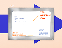 The Approach Card