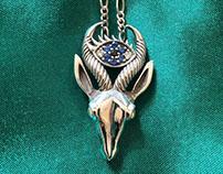 Evil Eye Antelope