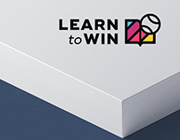 Learn to win - Branding
