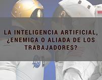 La inteligencia artificial, ¿enemiga o aliada de los tr