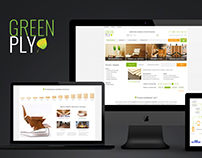 Online store for Green Ply