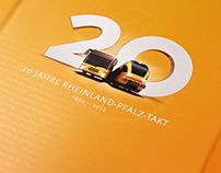 // Markenführung für den Rheinland-Pfalz-Takt für zuk.