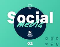 Social Media - Instituto Odontológico Rodrigo Fidelis