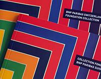 BNP Paribas Art book