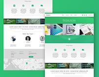 Soulprint Web Concept