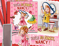 You're so Fancy, Nancy!