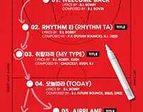 YG - iKON DEBUT HALF ALBUM 'WELCOME BACK'