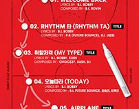 YG - iKON DEBUT HALF ALBUM 'WELCOME BACK'