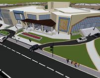 Convention Building (vedio)