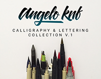 Calligraphy & Lettering Collection v.1
