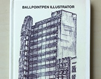 BALLPOINTPEN ILLUSTRATOR SMALL BOOK 1