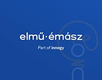 ELMŰ portal redesign