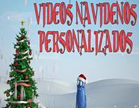 Vídeos Navideños Personalizados