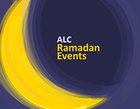 Email Shots for ALC Ramadan Events