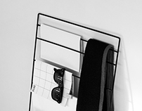 """Add"" Magazine Holder"