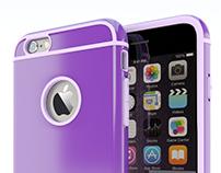 iPhone Case Rendering