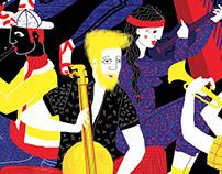 Illustration / Orchestra