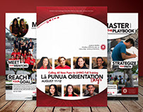 Lā Punua Orientation Days Mailer