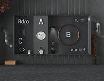 Adro | Website UI/UX Redesign