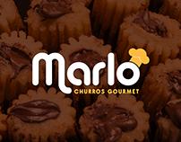 Identidade Visual | Marlô Churros Gourmet
