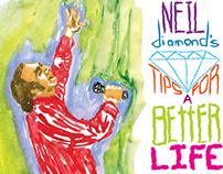 Neil Diamond's Tips for a Better Life