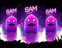 MONSTER SAM Oscar Creativo