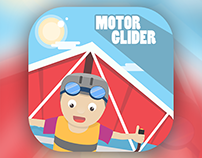 Motor Glider Game GUI Design
