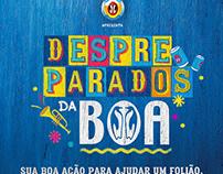 Unprepared of Boa