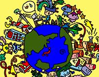 my little earth