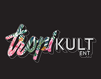 TropiKult Ent Branding and Designs
