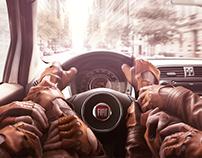 Fiat - Gloves