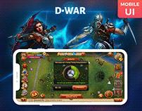 DWAR Mobile Game / Легенда Наследие Драконов