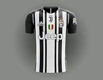 Juventus Own Jersey