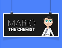 Mario The Chemist | Character Design