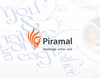 Piramal Aranya / Invite design