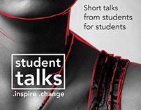 Student Talks at Veritas