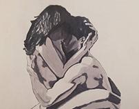 Couple In Ecstasy