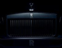 Rolls Royce Black Badge - CGI & Retouching