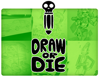 Draw or Die - #02