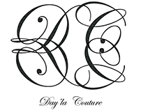 Branding for Day' La Couture (client designed logo)