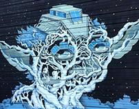 Pow! Wow! D.C. Mural 2016