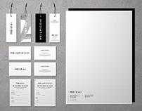 Mei & Picchi / Meizai Rebrand