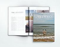 In Between Branding & Publication Design