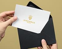 Kingsman Outfit - Identidade Visual