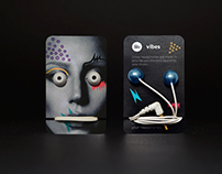 Vibes | Earphones packaging