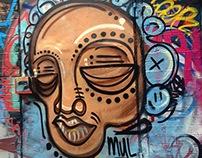 Spray-Paint/Murals