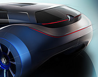 VW ID-Tech concept