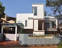 Residence renovation for Mr and Mrs. Badami