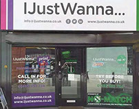 IJustWannaVape shopfront designs